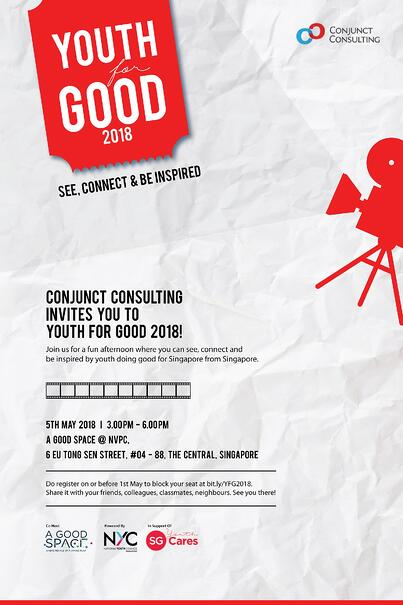 Youth for Good 2018 Invite